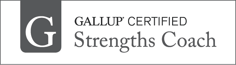 logo of Gallup Certified Strengths Coaches