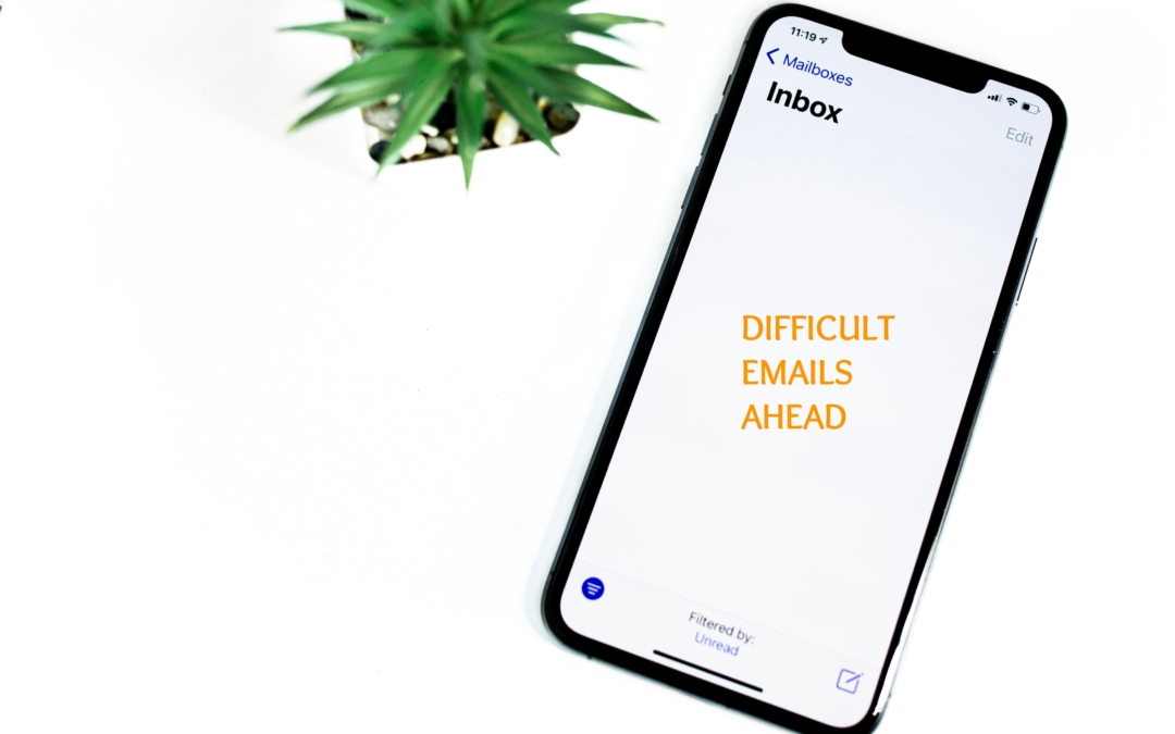 How to Write a Difficult Email to an Irritated Client